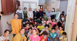 مدارس الوادي تشارك المجلس القومي للمراة فرع المنصورة في حملة احميها من الختان   مدارس