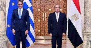 مصر .. تؤكد ثبات موقفها فى ليبيا وشرق المتوسط