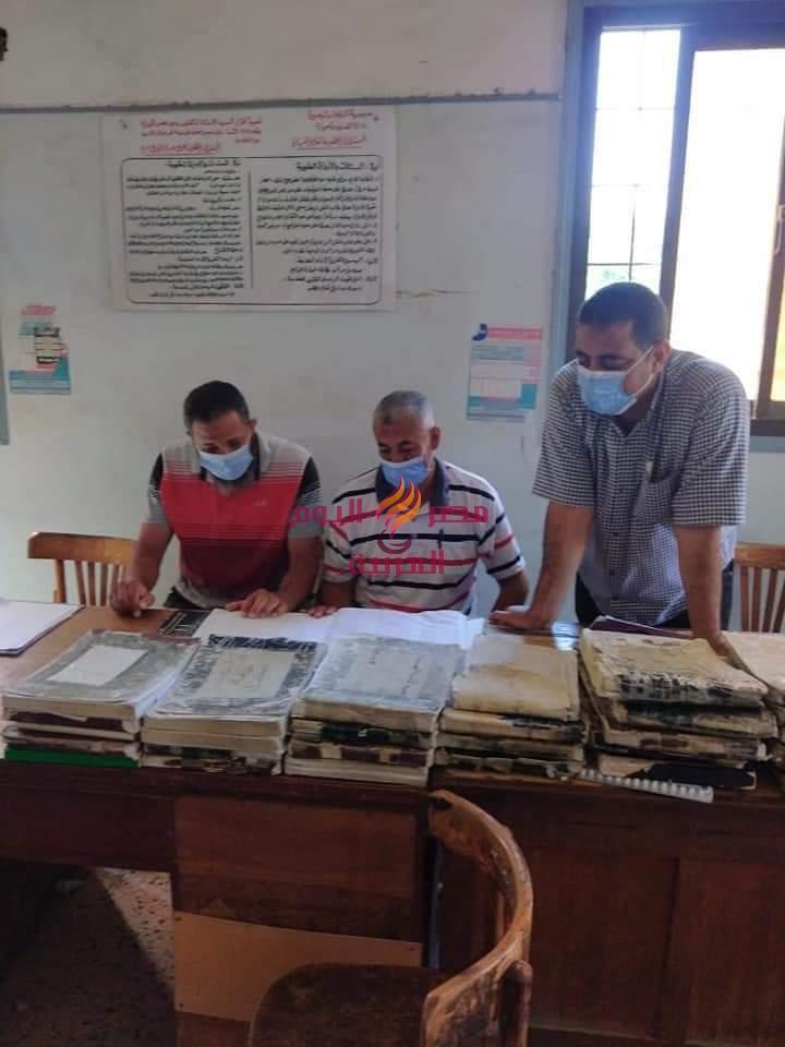 إحالة ٧١ من العاملين بمركزي الدلنجات وشبراخيت للتحقيق الادارى   إحالة