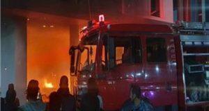 جبروت إمرأةأجهزة الأمن تكشف نشوب حريق بمزرعة بمركز سيدى سالم | أجهزة الأمن