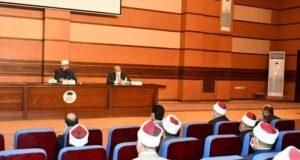 وزير الأوقاف :يكرم مديريات الأوقاف الأكثر تميزًا في تحصيل صكوك الأضاحي   وزير