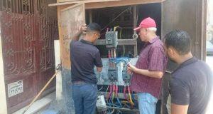 إستمرار العمل على رفع كفاءة وصيانة الإنارة العامة بمدينة دسوق | صيانة