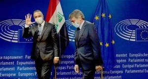 رئيس الوزراء العراقى .. يلتقى رئيس البرلمان الأوروبى بالعاصمة البلجيكية بروكسل | الوزراء