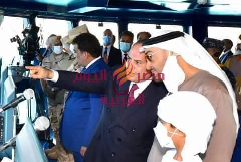 إستمرار إحتفال مصر بالذكرى الثامنة لثورة 30 يونيو بإفتتاح مشروعات قومية جديدة