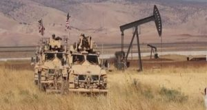 إنفجارات ضخمة فى حقل نفط بأكبر قاعدة لقوات التحالف الدولى فى سوريا | ضخمة