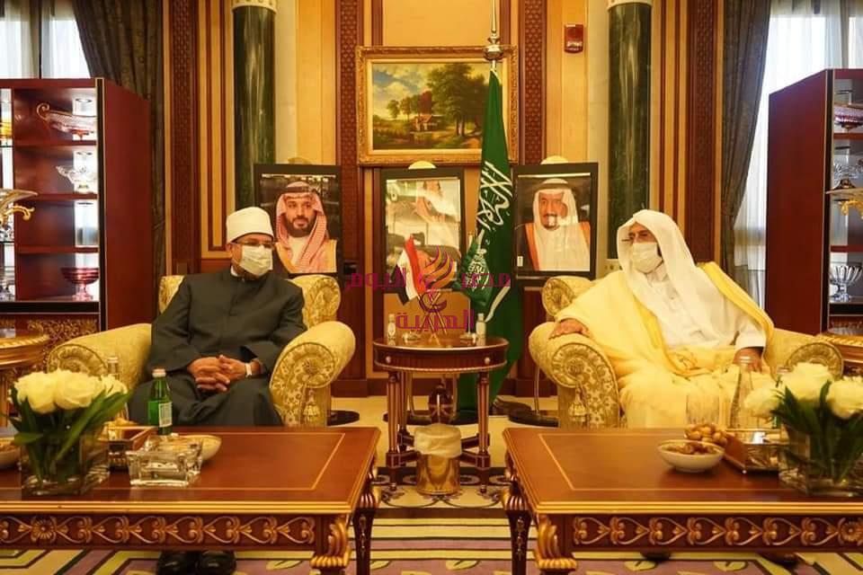 السعودية .. تشيد بجهود وزير الأوقاف المصرى فى مواجهة الجماعات المتطرفة   السعودية