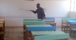 احمد عيسى، يطمئن على جاهزية لجان الثانوية العامة بدسوق   احمد