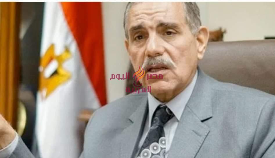 مدير أمن كفر الشيخ .. يتفقد محيط لجان الثانوية العامة ويطمأن المحافظ