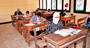 انهيار وبكاء الطلاب بسبب امتحان اللغة العربية بالغربية شعبة العلمى | الطلاب