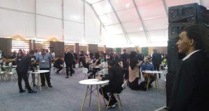 انطلاق فعاليات المعرض الوطنى ٢٠٢١ داخل قصر القبه الرئاسي لنسخته الرابعة | انطلاق