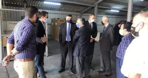 مساعد وزير الخارجية: يستقبل جثامين الشباب الأربعة ضحايا حريق قبرص | مساعد وزير الخارجية