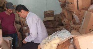 ضبط 2670 كيلو لحوم مصنعة غير صالح للاستهلاك الآدمي بالدقهلية | ضبط