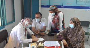 جامعة كفرالشيخ.. تنظم قافلة طبية متعددة التخصصات في قرية بني بكار بمطوبس | جامعة