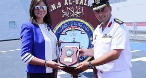 وزارة الهجرة: تنظم زيارة لوفد الشباب المصرى واليونانى والقبرصى إلى قاعدة رأس التين البحرية بالأسكندرية   وزارة