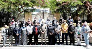 جامعة المنصورة تحقق 96% من الشكاوى الحكومية الموحدة   جامعة