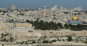 إسرائيل؛ تدعي العثور على مقطع حجري بالقدس الشرقية المحاطة بأغلبية السكان الفلسطينيين   إسرائيل