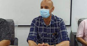 مسعود .. يجتمع بمديري مستشفيات المحافظة لمناقشة خطة العمل وسلبيات المرور | مسعود