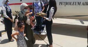 مطار بورسعيد يشهد أول رحلة طيران داخلية | مطار