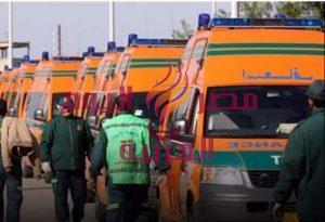 الإسعاف في جنوب سيناء يرفع درجة الإستعداد القصوى خلال أيام عيد الأضحى المبارك   درجة