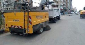 عبد الستار : تكثيف الجهود لرفع مستوى النظافة العامة بشوارع دسوق   الجهود لرفع مستوى النظافة