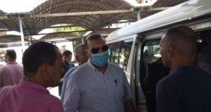 المواطن الدسوقى يطالب رئيس المدينة الجديد بإعادة الإنضباط للشارع   المواطن