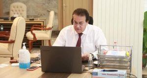 أعلن وزير التعليم العالي اختيار فريق يمثل مصر في مسابقة Enactus العالمية. | وزير