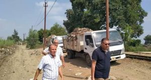 إنطلاق أكبر حملة نظافة فى قرية جماجمون دسوق | حملة