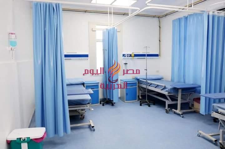 مستشفى العزل بجامعة طنطا خالية من مرضى كورونا لأول مرة منذ يونيو ٢٠٢٠ | مستشفى