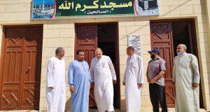 حملة تفتيشية مكبرة على مساجد أوقاف الرمل بالأسكندرية | حملة