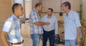 جولات ميدانية لرئيس مدينة دسوق توكد أنه ليس منفصلاً عن المواطن | جولات