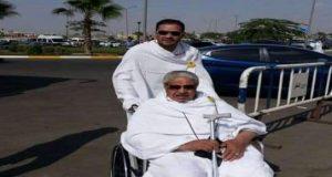 عمرو رجب شقيق محمد رجب يعلن خبر وفاة والده |
