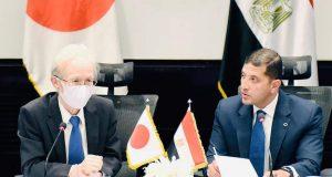 انعقاد الاجتماع الأول للجنة المصرية اليابانية لترويج الاستثمار   انعقاد