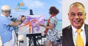 «العلمين» تستضيف أول سومبوزيوم للفن التشكيلي بمشاركة 40 فنان من 25 دولة | العلمين