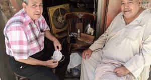 الحاج محمد السيسى صديقى المحبوب من الزمن الجميل   الحاج