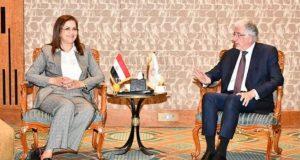 هالة السعيد .. تكثف جهودها لتفعيل دور مصر فى مجموعة مؤسسات البنك الاسلامى للتنمية   تكثف