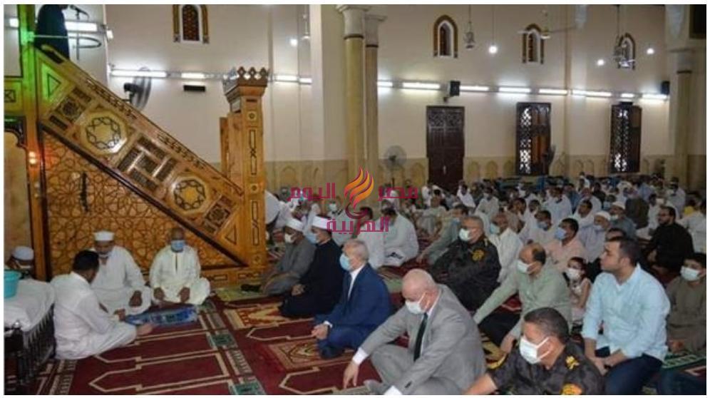 غرفة عمليات وزارة الأوقاف.. لاتوجد مخالفة واحدة أثناء صلاة عيد الأضحى | غرفة