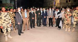 محافظ الغربية .. يتقدم الجنازة العسكرية للشهيد عبد الرؤوف أبو زيد بمسقط رأسه ببسيون |