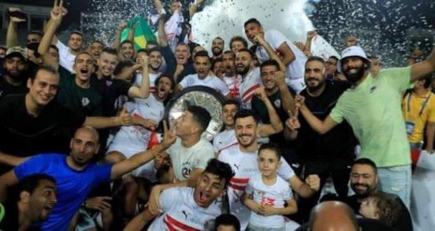 عقوبات لجنة المسابقات لنادي الزمالك بعد مراسم التتويج بالدوري المصري | عقوبات
