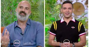 حازم سمير ضيف برنامج «8 الصبح» مع أحمد صلاح بـ dmc غداً الخميس   برنامج