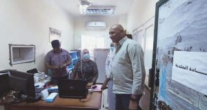 بالصور.. توقيع الكشف وصرف الدواء بالمجان لـ 142 مواطنا في قافلة طبية بالوادي الجديد | قافلة