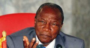 غينيا :حل المؤسسات والقبض على الرئيس من قبل انقلابيين اليوم |