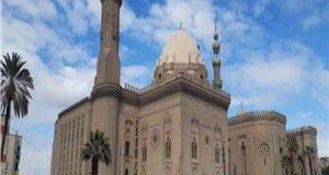« مسجد السلطان حسن بالقاهرة » |