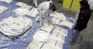 مصر : تصدر حكما بالإعدام على 8 أجانب لضلوعهم في تهريب2 طن من الهيروين  