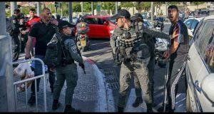 القوات الإسرائيلية : تشن حملة اعتقالات وتهدد بقتل 400اسير عقب هروب6معتقلين فلسطينيين |