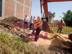 بالإصرار والعزيمة نحقق المستحيل لإعادة الوجه الحضارى لمدينة دسوق  