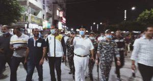 مدينة دسوق تشهد حملات مكثفة لرفع الإشغالات لإعادة الإنضباط للميادين |