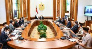 السيد الرئيس يوجه بمراعاة خروج تجهيزات المتحف المصري الكبير على أعلى مستوى |