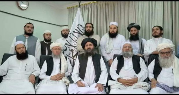 طالبان :تخص بالشكر الولايات المتحدة وتصفها بالدولة الكبيرة ذات القلب الكبير