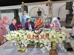 رجل الأعمال المهندس علاء حويلة يحتفل بزفاف كريمته في أجواء عائلية  