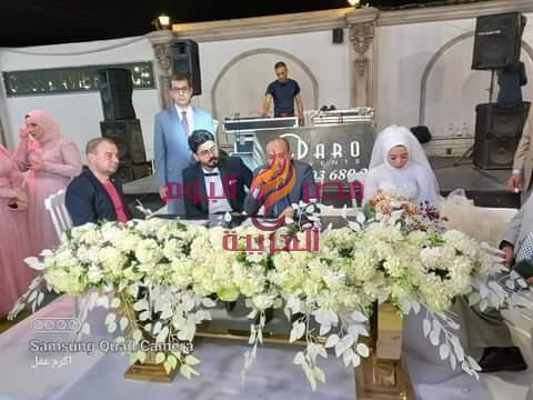 رجل الأعمال المهندس علاء حويلة يحتفل بزفاف كريمته في أجواء عائلية |